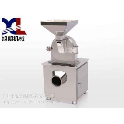 旭朗工厂大豆生姜辣椒粉碎机|大型涡轮粉碎机价格