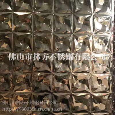深圳优质不锈钢压花板 别墅墙体装饰彩板压花 精致花板