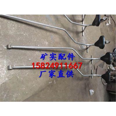 专业生产1.4-2.5米猴车吊椅 曲靖煤矿猴车座椅 架空乘人装置猴车配件