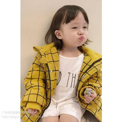 2018年网红品牌童装《莫小西》冬季保暖中小童品牌童装折扣一手批发
