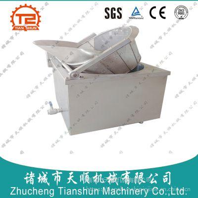 TSBD-10型电加热半自动香酥鹰嘴豆油炸锅