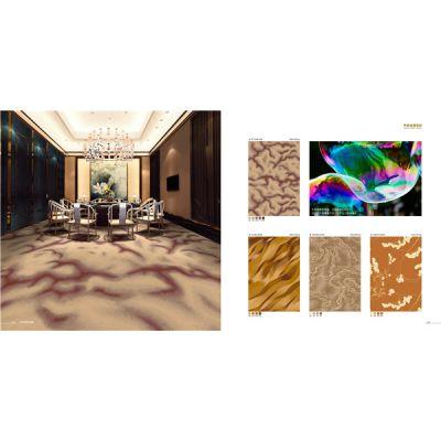 郑州酒店宾馆走廊地毯铺装/长方形浴室地毯加工定制