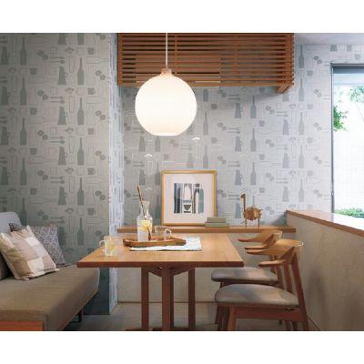 供应日本进口丽彩壁纸墙纸PVC墙纸LV-1006