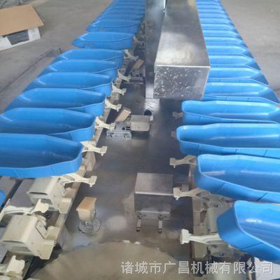 翻盘式海产品重量分拣机 生蚝自动分级机厂家--山东广昌