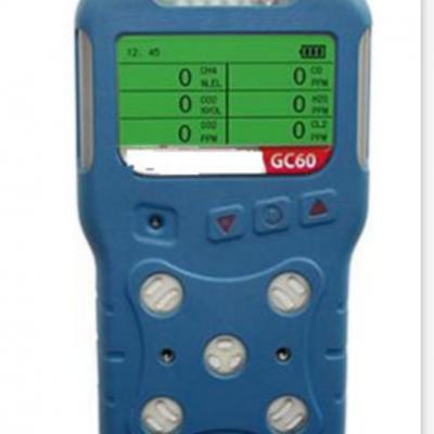 中西供应便携式四合一气体检测仪型号:SS09-GC60库号:M395435