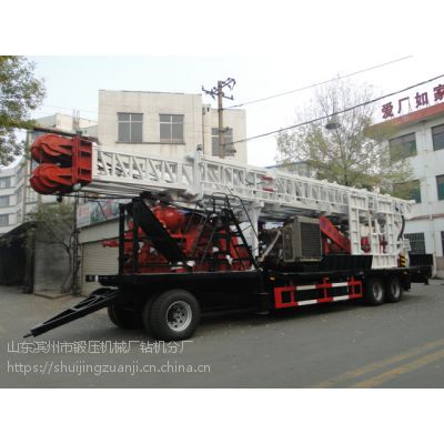 非洲市场专用SPT1200水井钻井设备1200米(BZT1200)