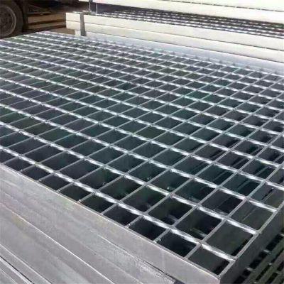 镀锌钢格板 插接焊接钢格板 水沟盖板