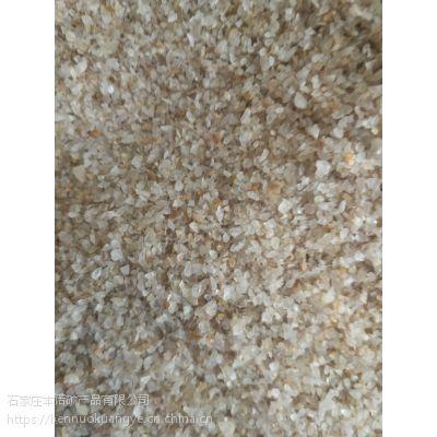 河北本诺厂家直销石英砂 铸造石英砂 玻璃厂