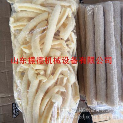 厂家批发 大米玉米食品膨化机 振德 自熟型多功能膨化机 多花型江米棍机