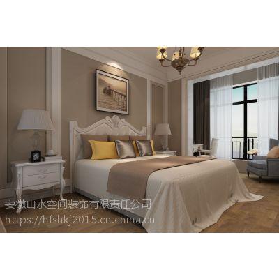 三室两厅的简约风格散发着浪漫的小情调,山水装饰设计师带你走进一个有格调的空间