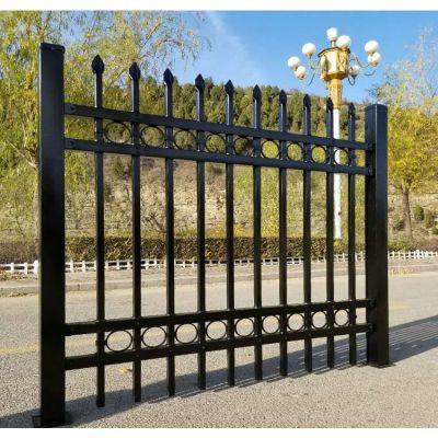院墙铁围栏 纽贝尔护栏定制