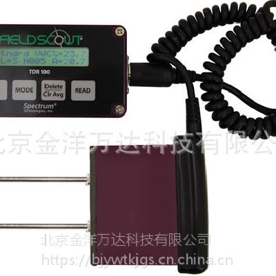 便携式土壤水分测定仪一级代理 型号:TDR100 美国SPectrum