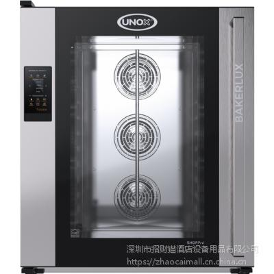 意大利UNOX XEFT-10EU-ETRV十层热风炉烤箱