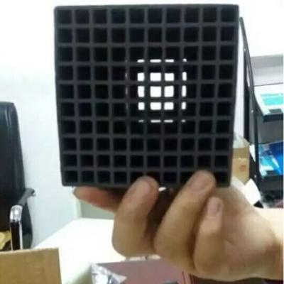 防水蜂窝活性炭 蜂窝活性炭 天津废气处理蜂窝活性炭