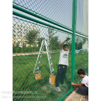 套管式球场护栏网 学校球场护栏网围栏网 运动场围栏网报价