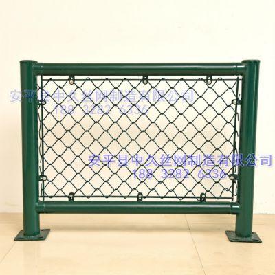 篮球场围网 体育场勾花围网 学校专用组装式运动场防护网