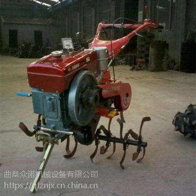 浅松旋耕机 手持连接杆除草机 共和县果园微型旋耕机