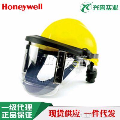 霍尼韦尔A114300 UNIOR A-Combi-vl型透明防喷溅轻型通风头罩