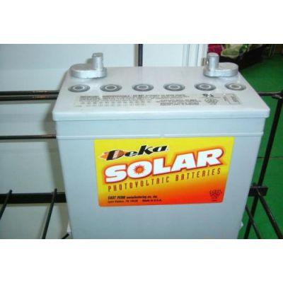 德克Deka蓄电池8A8D 美国德克蓄电池12V245AH胶体蓄电池厂家直销