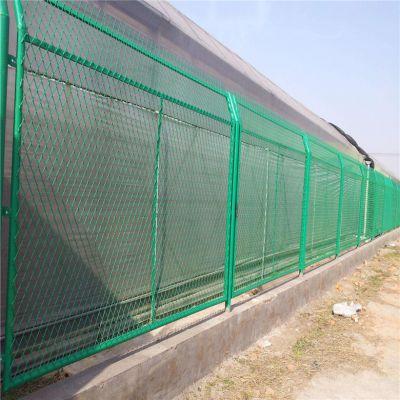 公路道路安全隔离围栏网 德兰高速公路圈地小区工厂框架护栏网