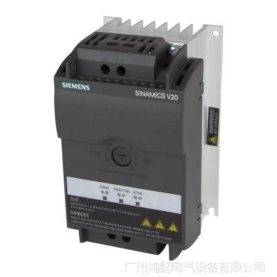 西门子V20制动单元订货号6SL3201-2AD20-8VA0现货