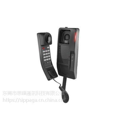 监狱亲情对讲电话机,可监听与录音的通话系统,支持一对一直通通话
