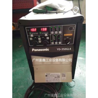 日本Panasonic松下电焊机数字控制脉冲MIG/MAG焊机 YD-350GP5HGW