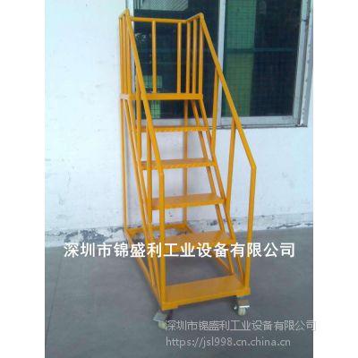 香港火车站登高梯,车间注塑机加料登高梯,广州铁路局检修登高梯