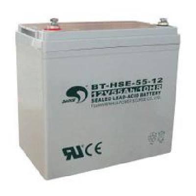 赛特蓄电池BT-HSE-80-12 12V80AH 矿山设备专用