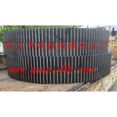 天津φ2.5回转窑配件快速定做 铸钢回转窑配件厂家直销