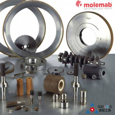 尖角保持性好金属结合剂CBN砂轮高硬度淬火高速钢磨削氮化硼超硬砂轮