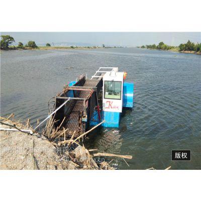 辽宁打捞水草机械 清除水浮莲设备厂家