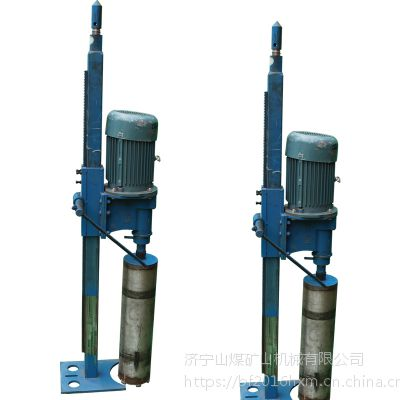 水磨钻岩石钻机 厂家直销5.5KW垂直水磨钻 山煤机械工程钻机
