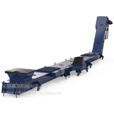 厂家维修常熟机床排屑机/常熟排屑机链板更换/常熟加工中心排屑器/选无锡嘉莱