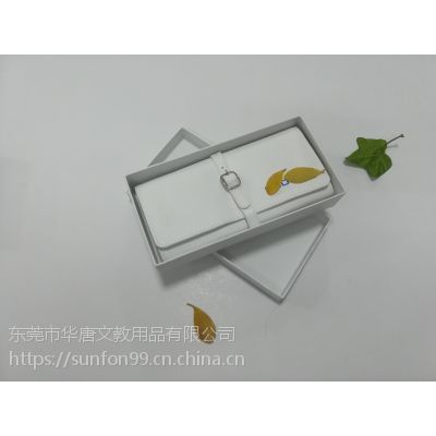 时尚真皮珠宝卷 礼盒精美包装 多功能饰品收纳袋 唐风-专业定制