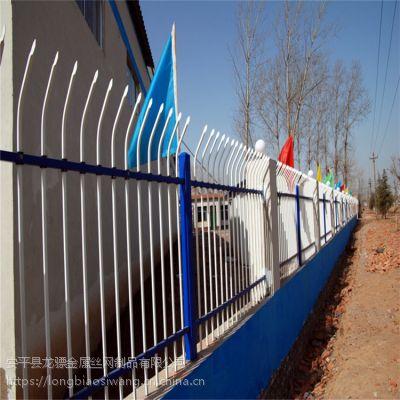 锌钢护栏规格 铁艺栅栏 围墙护栏