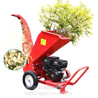 干湿两用树枝粉碎机 移动式果树枝粉碎机 佳诚机械