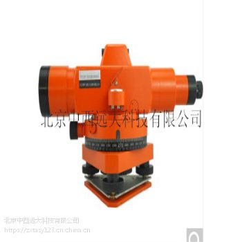 中西水准仪/自动安平水准仪 型号:CDF3-DZS3-1库号:M330190