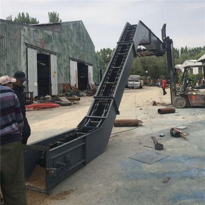 全新刮板输送机加工加工定制 高炉灰输送刮板机