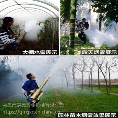 农用脉冲式烟雾机厂价直销 农用打药弥雾机 大棚果园打药机