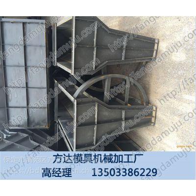 防撞墙模具生产厂家-方达模具供应各种钢模具