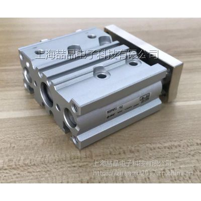 SMC带导杆气缸MGPM12-20Z