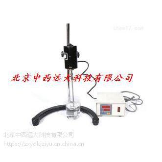 中西电动搅拌器/增力电动搅拌器(中西器材) 型号:HDU6-DJ1C-60库号:M238948