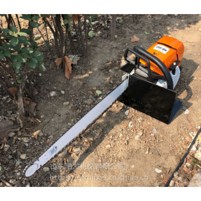 汽油挖树机厂家 带土球挖树机 不怕石头起树机