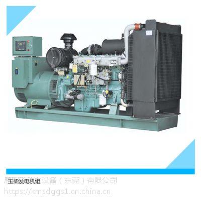 肇庆500KW玉柴柴油发电机组