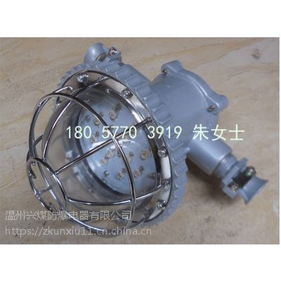 DGS24/127L(A)矿用隔爆型LED巷道灯红光绿光