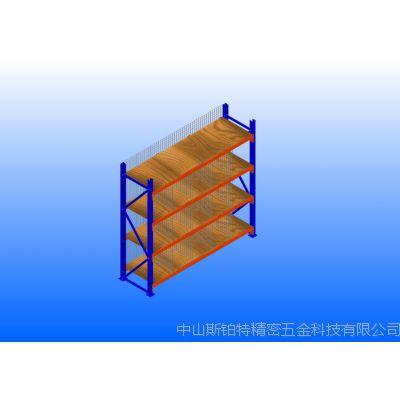 中型双柱层隔钢丝网