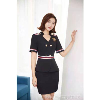 西安男女装 表演服 KTV夜场 酒吧服装(白色 红色 黑色) 化纤类混纺 现场订货 最快16天交货