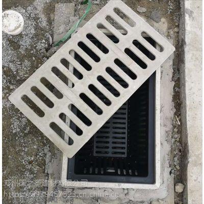 绿地方形集水井/溢流井截污筐/塑料检查井
