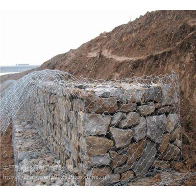 生态河道护坡格宾网水利防洪格宾网箱水利治理